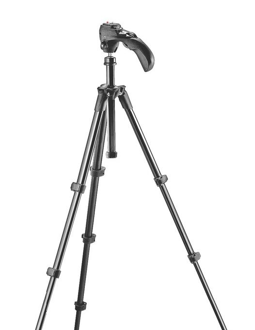 Manfrotto MKC3-H01 kit trepied foto-video