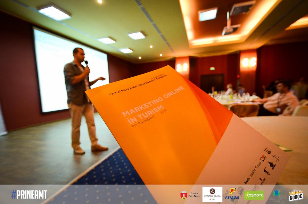 Conferința de Marketing Online în Turism