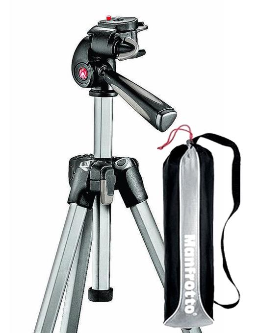 Trepied Manfrotto 393-H