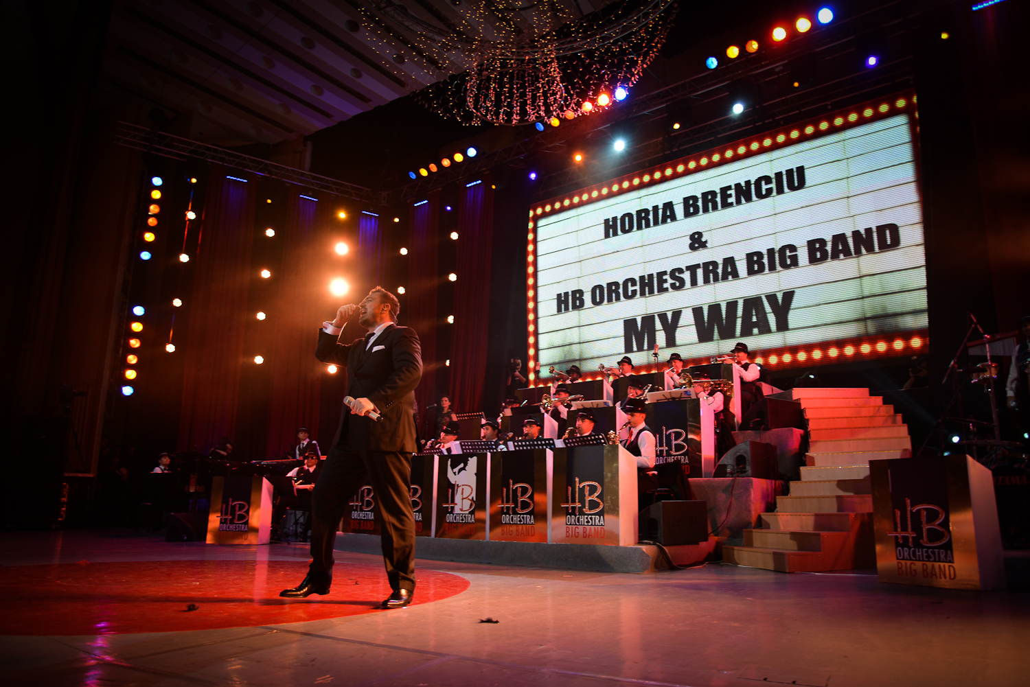 Concert Horia Brenciu - My Way