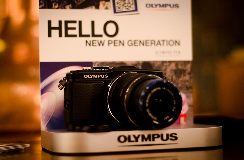 Lansare Olympus E-PL5 și E-PM2