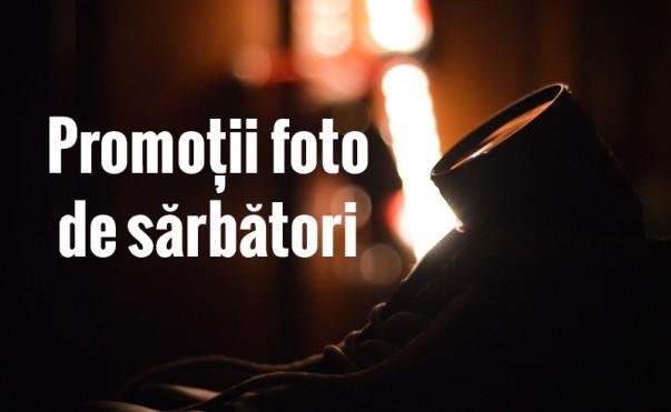 Promoții foto de sărbători