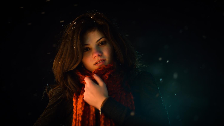 Portret de iarnă