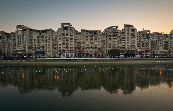Bucureștiul spre apus