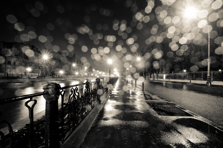 Bucureștiul undeva pe la 4 dimineața