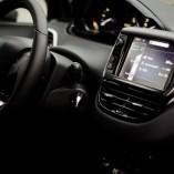 Detalii de interior - Peugeot 208