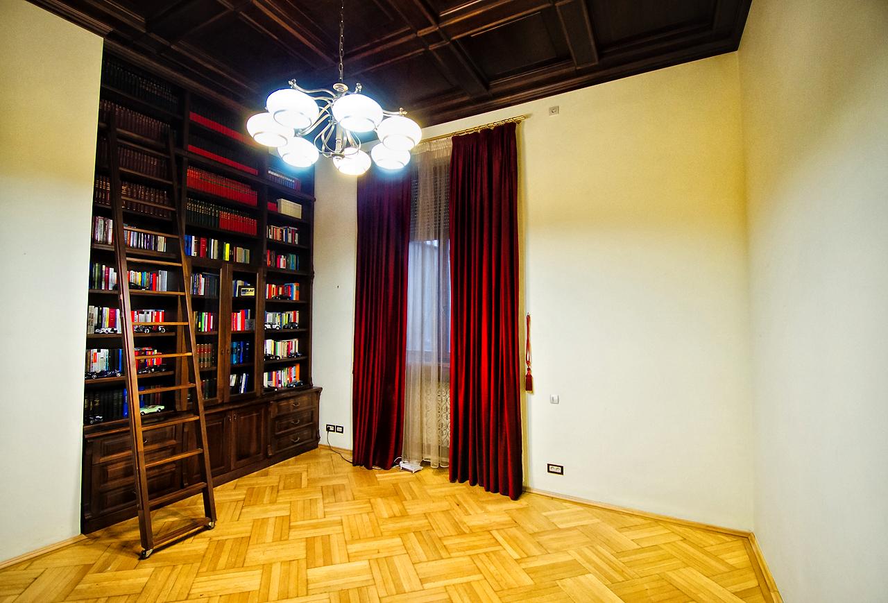 O bibliotecă aparte