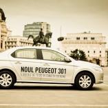 Peugeot 301 în spiritul orașului