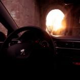 1000 de kilometri de fericire - Ședință foto în Sighișoara cu Peugeot 301