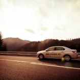 1000 de kilometri de fericire - Peugeot 301 pe Cheile Bicazului