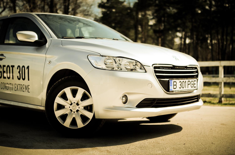 Peugeot 301 - Rezervația Comana