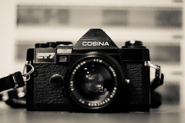 Cosina CT-7 + 50mm f/1.4