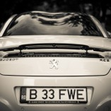 Fotografii de detaliu - Peugeot RCZ