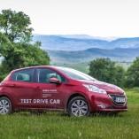 Încă 1000 de kilometri cu Peugeot 208