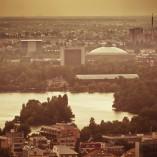 Bucureștiul fotografiat de sus