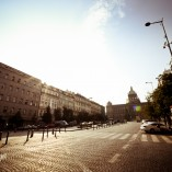 Praga în câteva fotografii de stradă - Cursă #inPraga