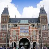 Rijksmuseum sau Muzeul Național din Amsterdam