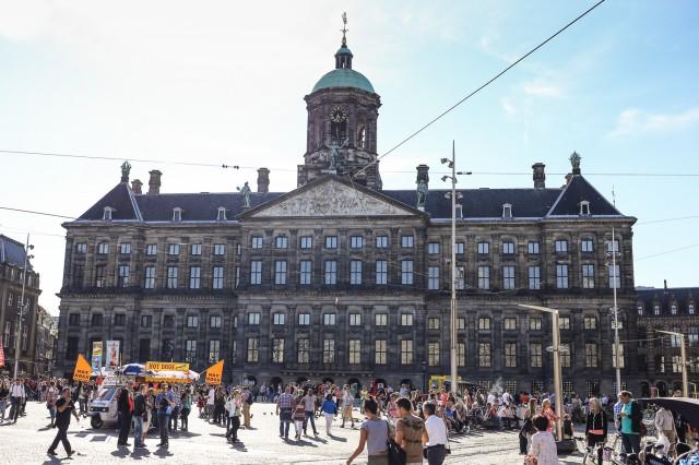 Fotografii din Amsterdam