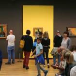 aMuzeul Van Gogh din Amsterdam