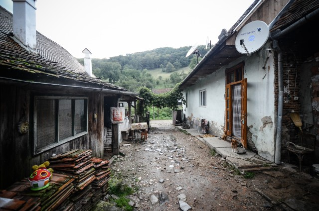 Povestea dogarului Nelu din Florești