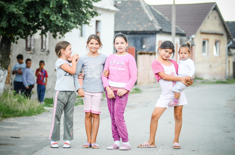 Povești prin fotografii din satele sibiene