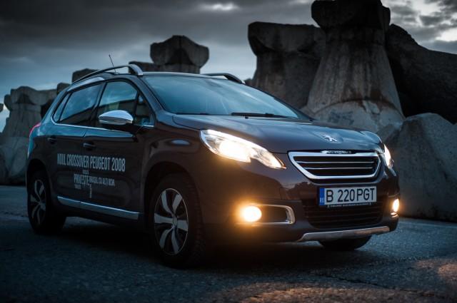 Peugeot 2008 - Portul Constanța