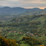 Satul Măgura - Piatra-Craiului