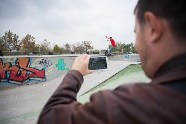 Workshop de Fotografie sportivă cu HTC One
