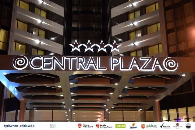 #priNeamt - Hotelul Central Plaza