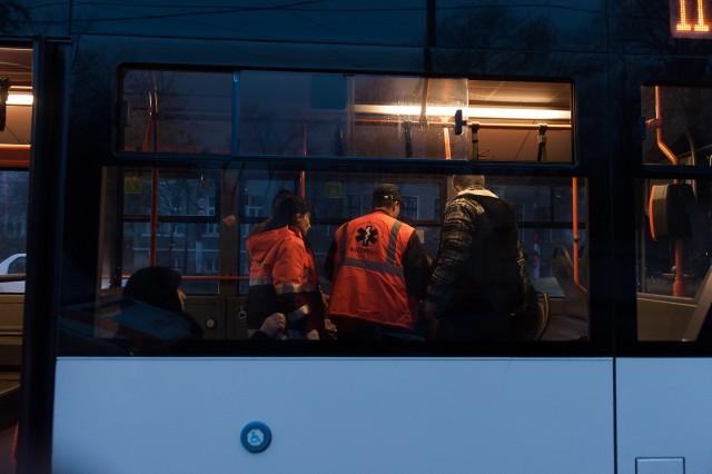 Primul caz - - Fotoreportaj: 15 ore pe ambulanță