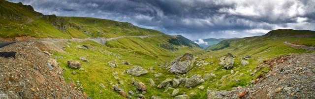 Peisaje din România realizate în 2011