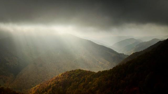 Peisaje din România fotografiate în 2012
