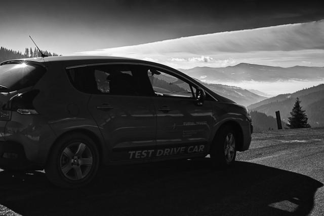 Fotografii cu noul Peugeot 3008