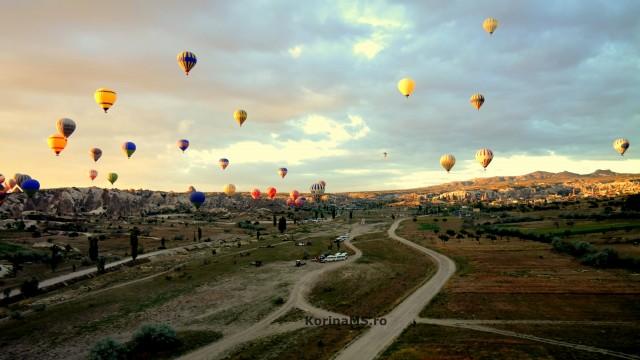 Haide să fotografiem în Cappadocia și Instanbul de 1 mai