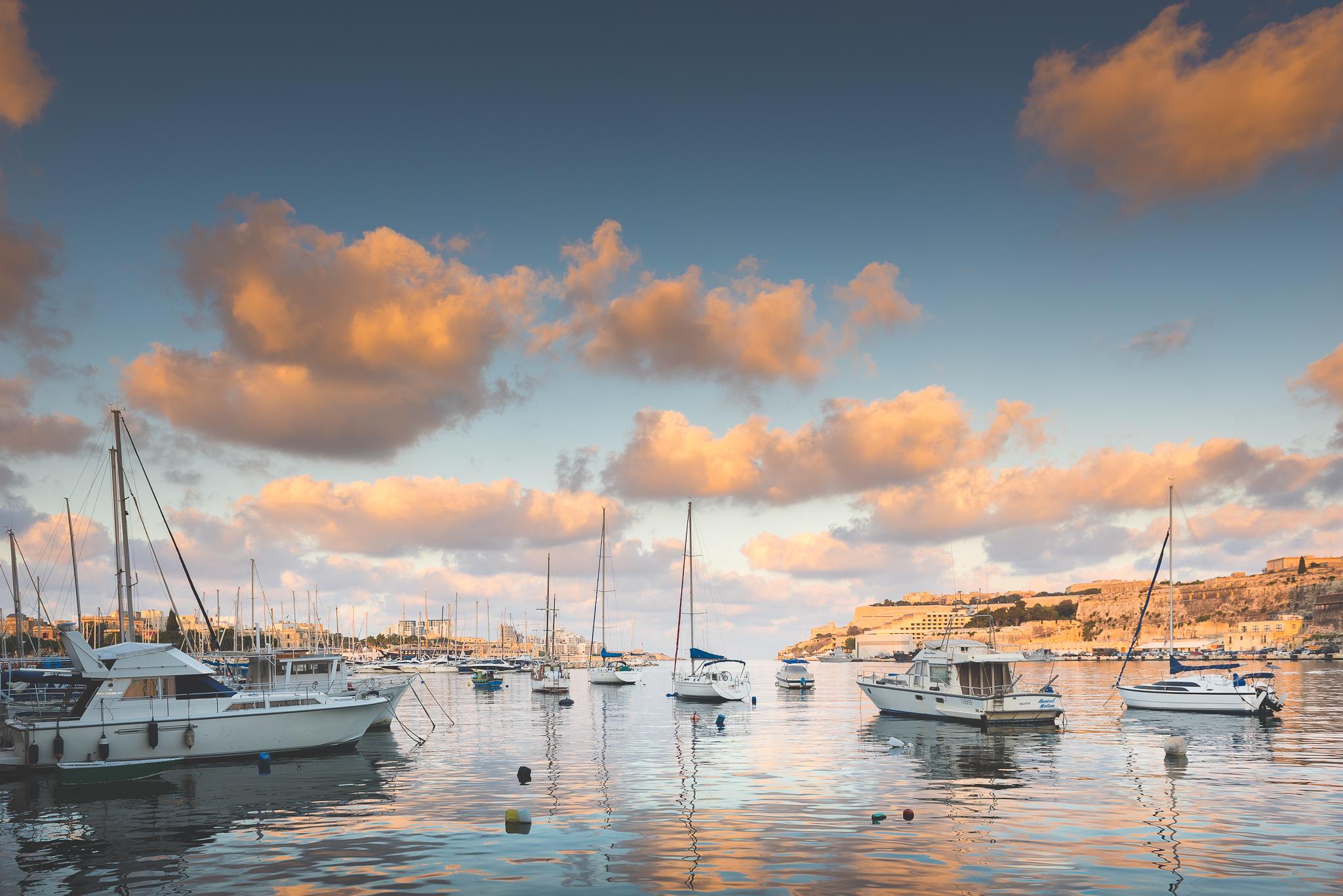 Galerie foto: Valletta & St. Julien, Malta