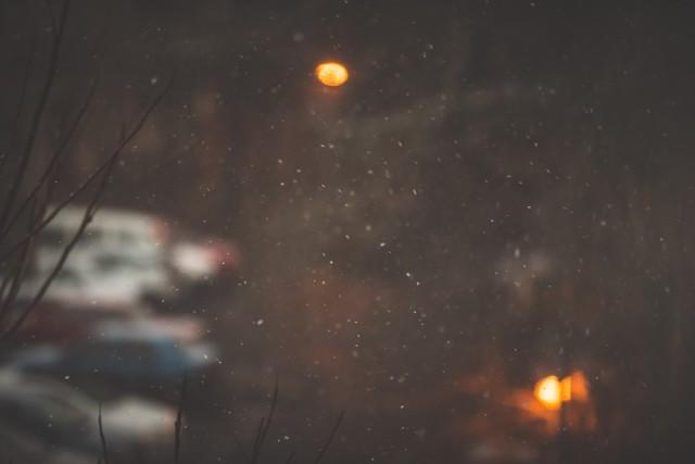 Iarna în București - Primele fotografii 1