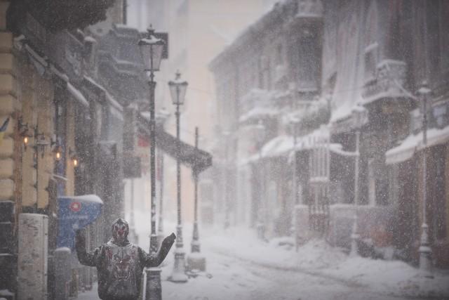 Iarna în București - Primele fotografii 26