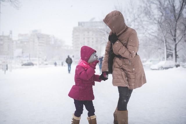Iarna în București - Primele fotografii 32