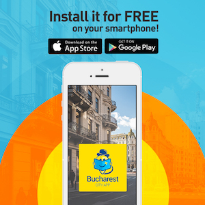 Bucharest City App - Install it for FREE