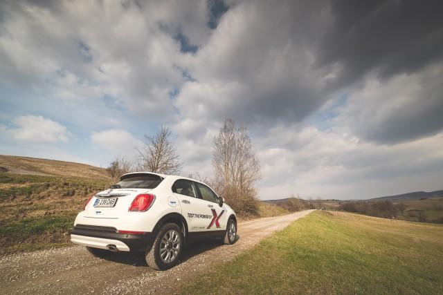 Fotografii cu noul Fiat 500X 10