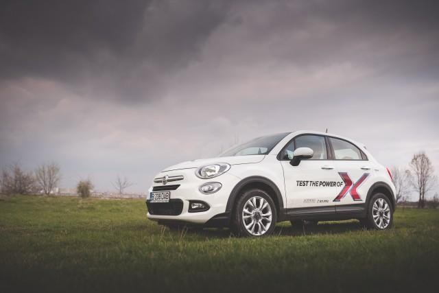 Fotografii cu noul Fiat 500X 55