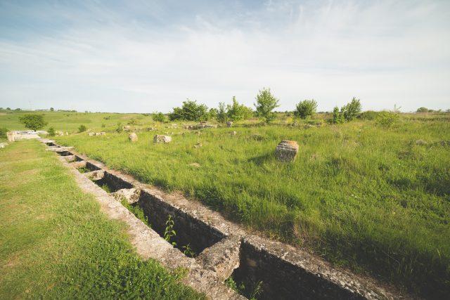 Cetatea Adamclisi 10