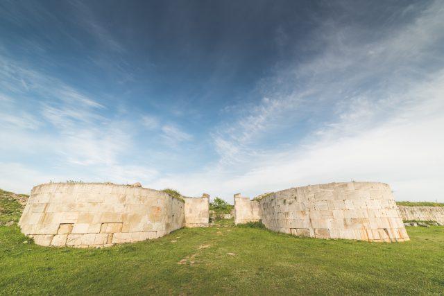 Cetatea Adamclisi 3
