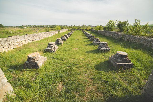 Cetatea Adamclisi 6