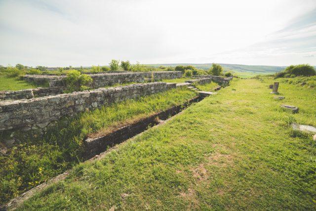 Cetatea Adamclisi 8