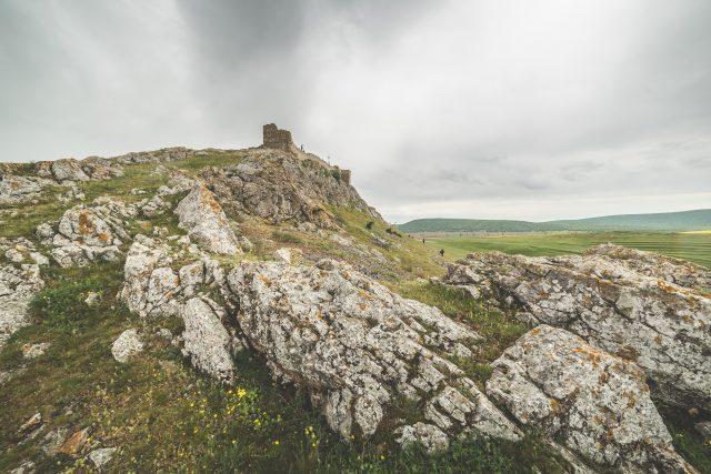 Cetatea Enisala 11