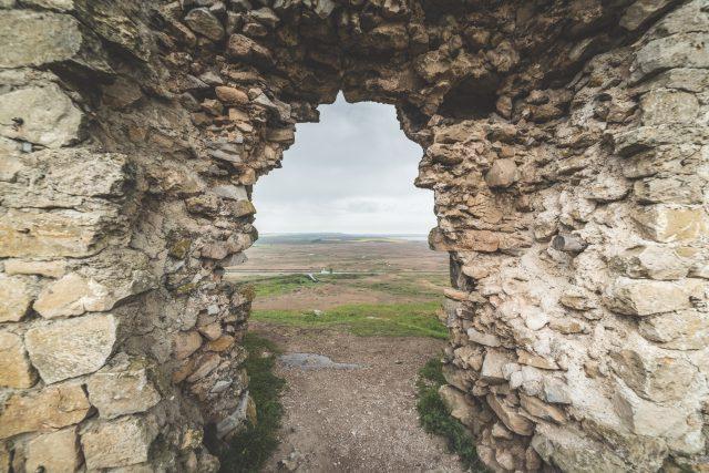 Cetatea Enisala 14