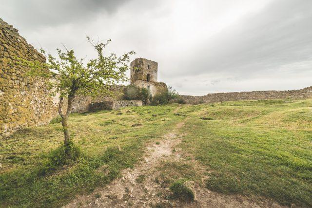 Cetatea Enisala 16