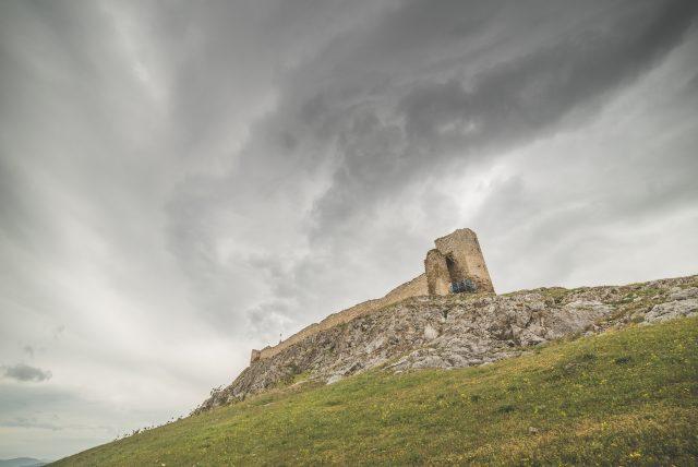 Cetatea Enisala 9