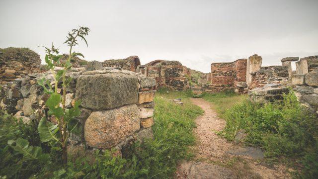 Cetatea Histria 12